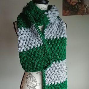 HOLD - Custom Crochet Harry Potter Scarves